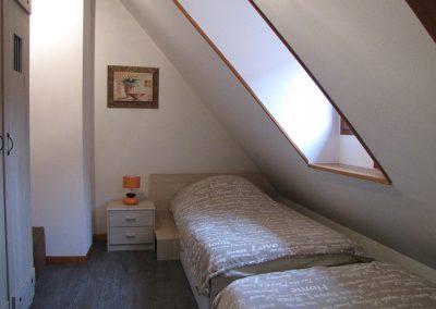 Tokay - Chambre 2 lits simples
