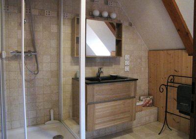 Tokay - Salle de bain d'étage